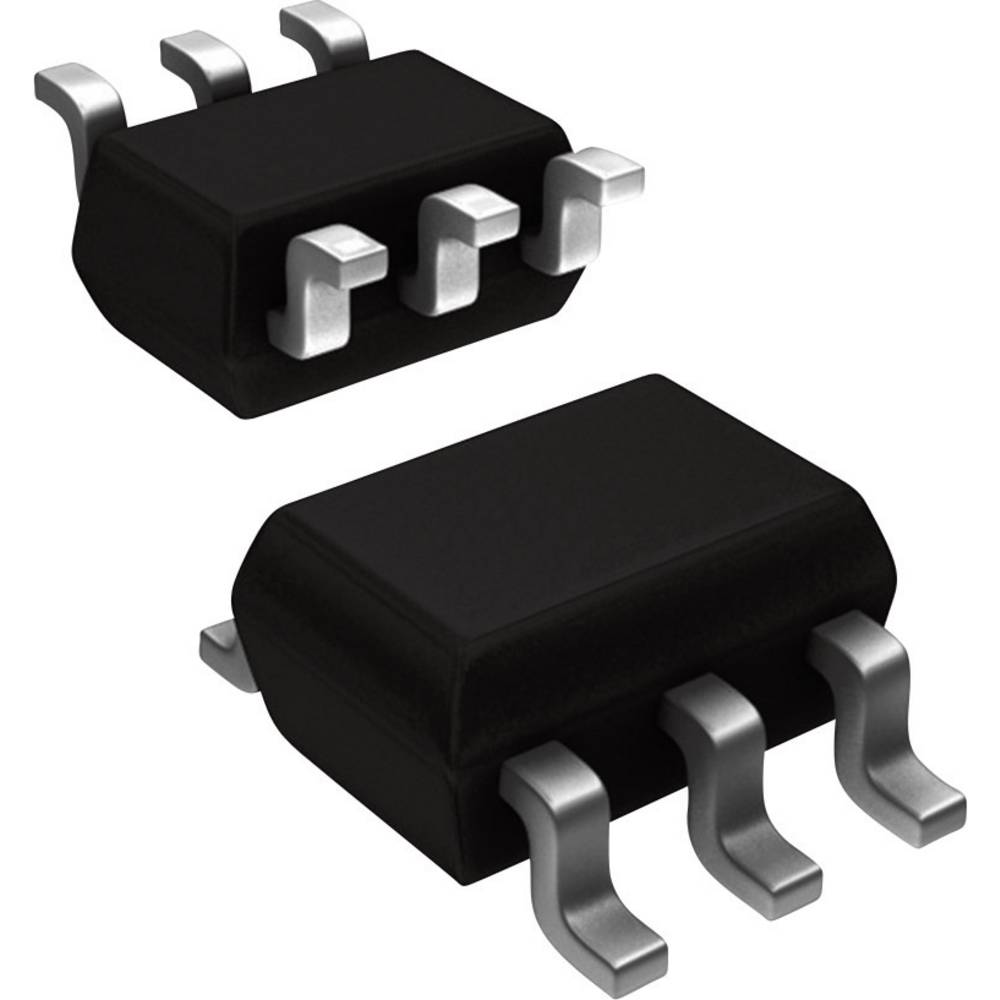 Schottky dioda NXP Semiconductors BAT74S,115 vrsta kućišta TSSOP-6 1 kom.