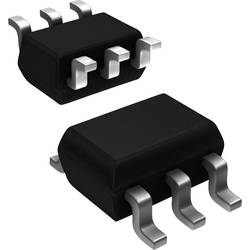 MOSFET NXP Semiconductors BSS138PS,115 2 N-kanal 420 mW TSSOP-6