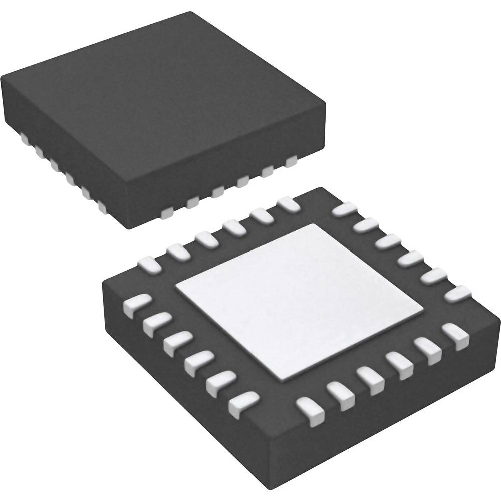 Vmesnik-IC - oddajnik-sprejemnik Microchip Technology KSZ8081RNAIA-TR RMII 1/1 QFN-24