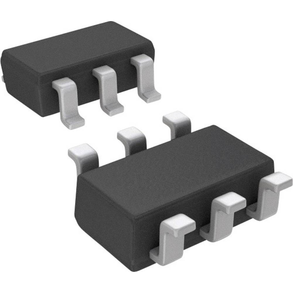 PMIC - spændingsreference Analog Devices ADR130AUJZ-REEL7 Serie Programmerbar TSOT-6