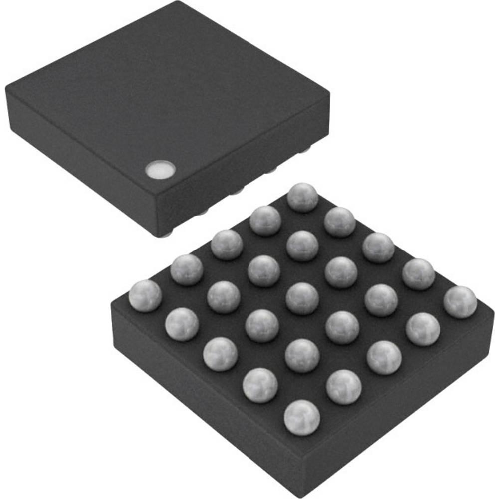 Vmesnik-IC - specializirani Texas Instruments TCA8418EYFPR DSBGA-25