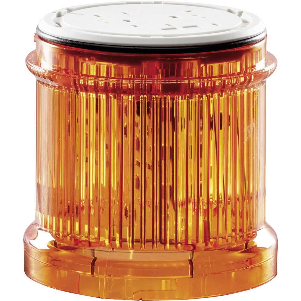 Signalni svetlobni modul LED Eaton SL7-L24-A oranžna neprekinjena luč 24 V