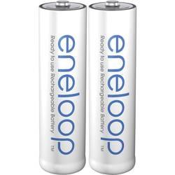 Laddbart batteri R6 (AA) NiMH Panasonic eneloop HR06 1900 mAh 1.2 V 2 st