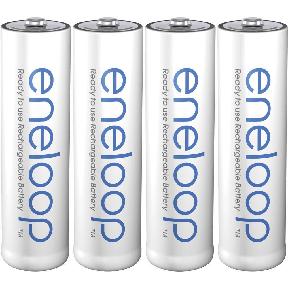 Mignon (AA) akumulatorska baterija NiMH Panasonic eneloop HR06 1900 mAh 1.2 V 4 kom.
