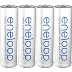 Laddbart batteri R6 (AA) NiMH Panasonic eneloop HR06 1900 mAh 1.2 V 4 st