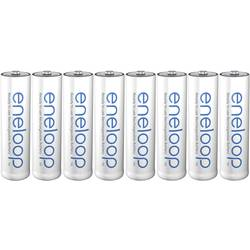 Mignon (AA) akumulator NiMH Panasonic eneloop HR06 1900 mAh 1.2 V 8 kosov
