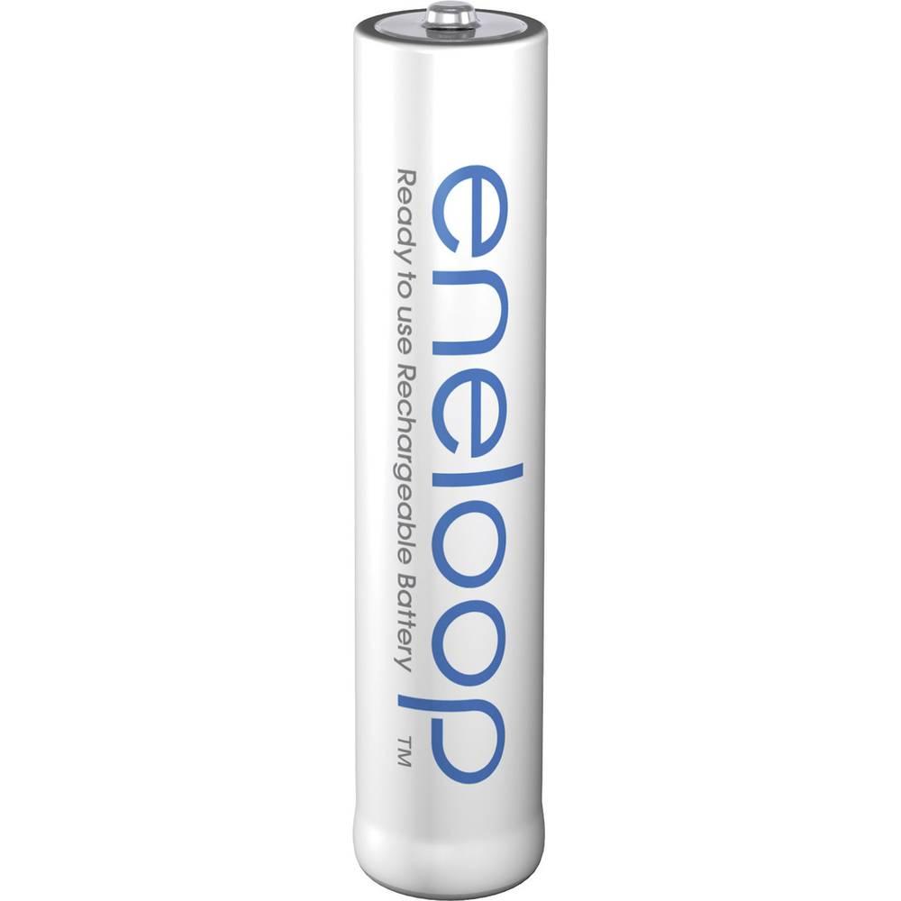 Micro (AAA) akumulator NiMH Panasonic eneloop HR03 750 mAh 1.2 V 1 kos