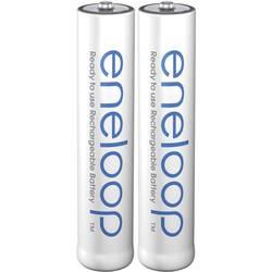 Micro (AAA) akumulator NiMH Panasonic eneloop HR03 750 mAh 1.2 V 2 kosa