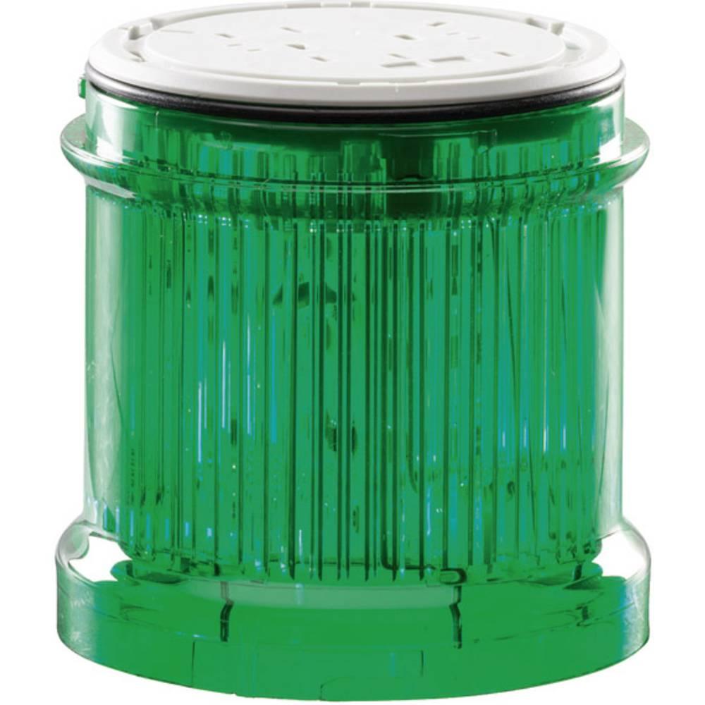Signalni svetlobni modul LED Eaton SL7-BL24-G zelena utripajoča luč 24 V