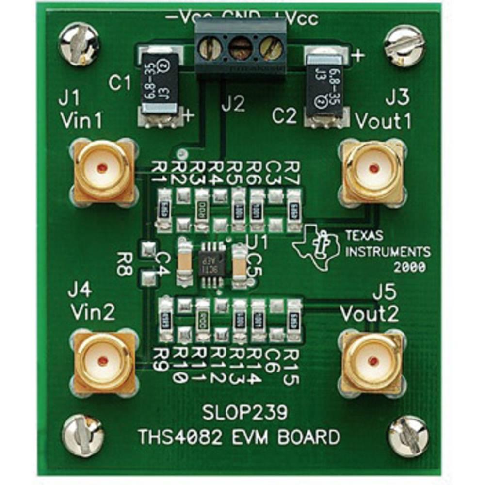 Razvojna plošča Texas Instruments THS4082EVM