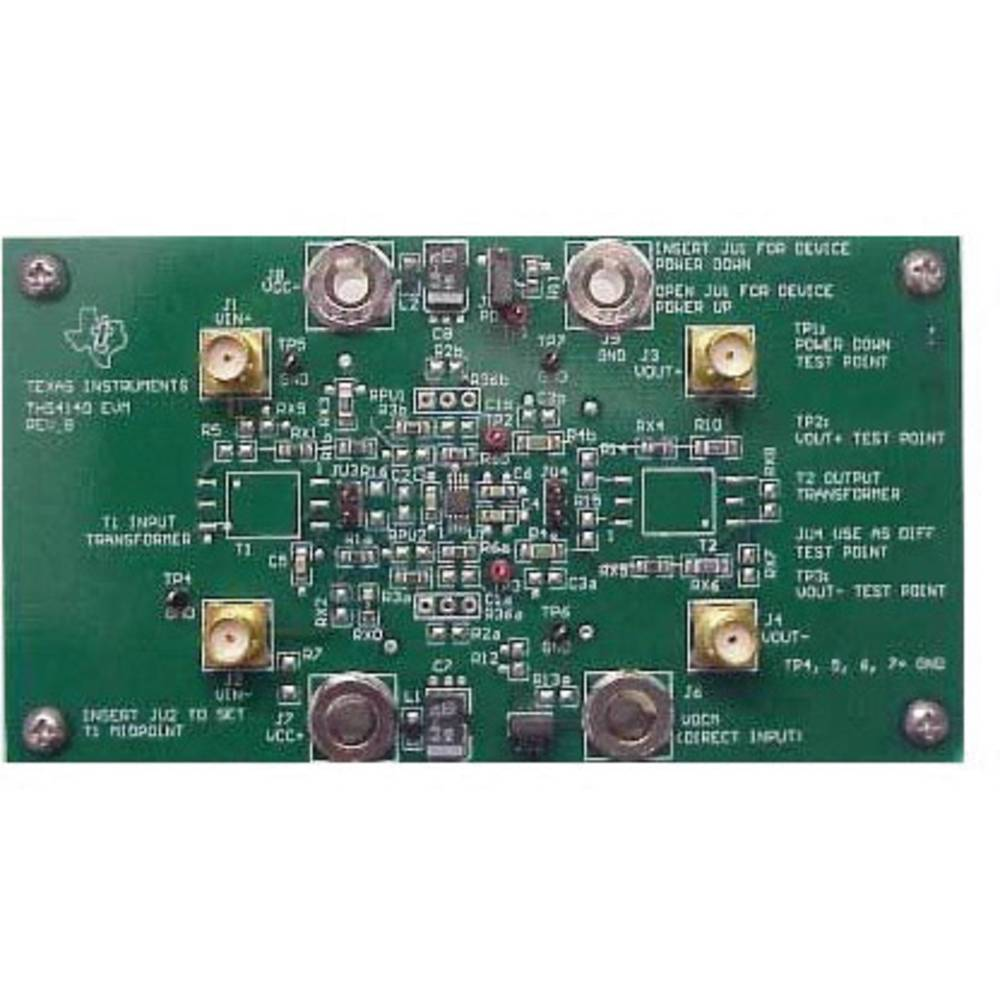 Razvojna plošča Texas Instruments THS4140EVM