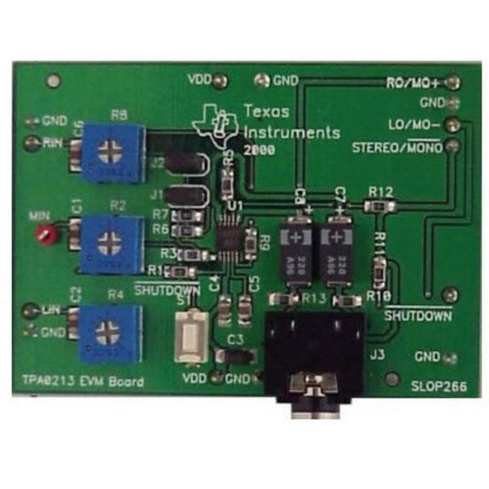 Razvojna plošča Texas Instruments TPA0213EVM