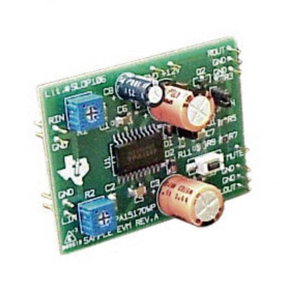 Razvojna plošča Texas Instruments TPA1517DWPEVM