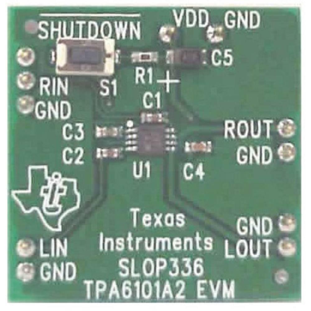 Razvojna plošča Texas Instruments TPA6101A2EVM