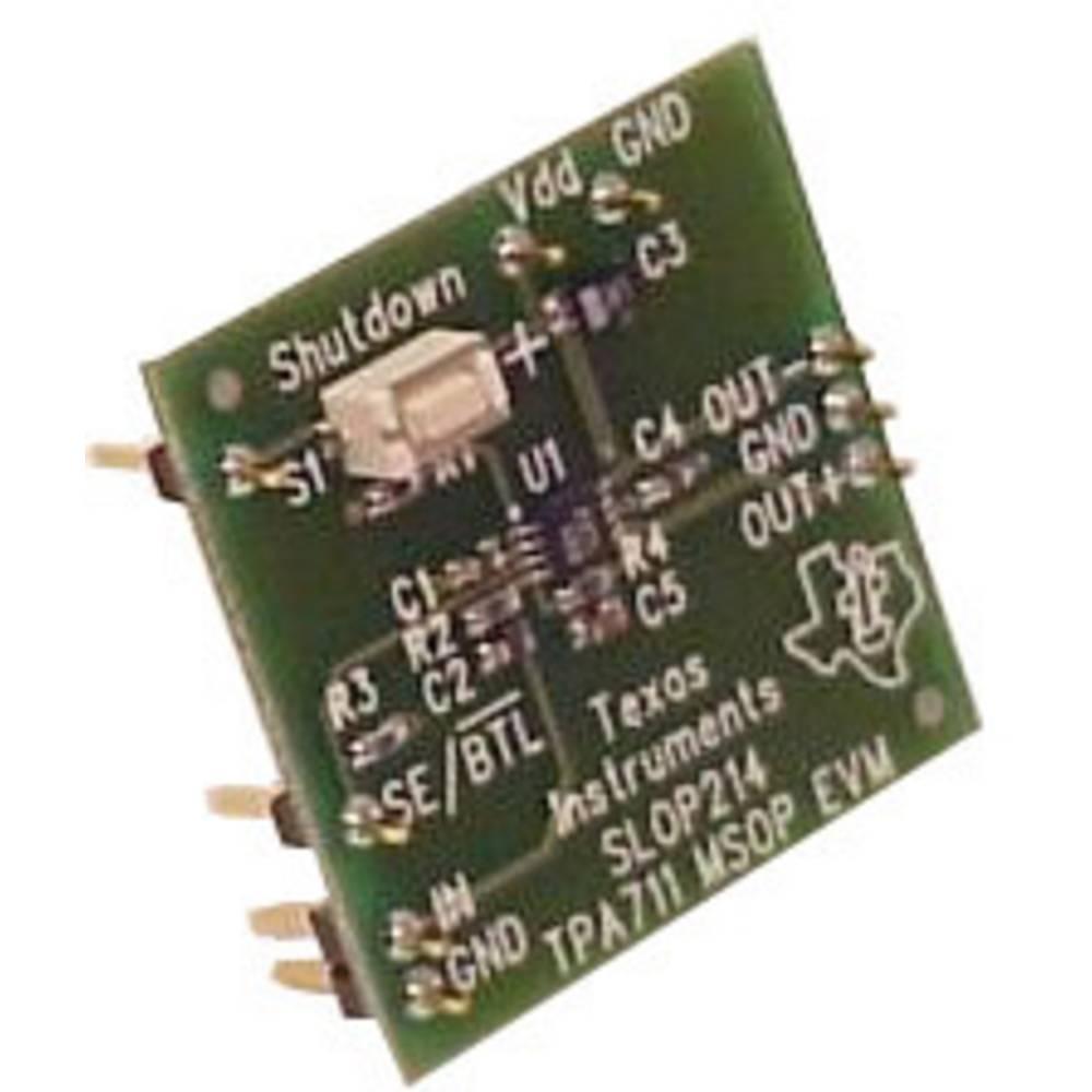 Razvojna plošča Texas Instruments TPA711MSOPEVM