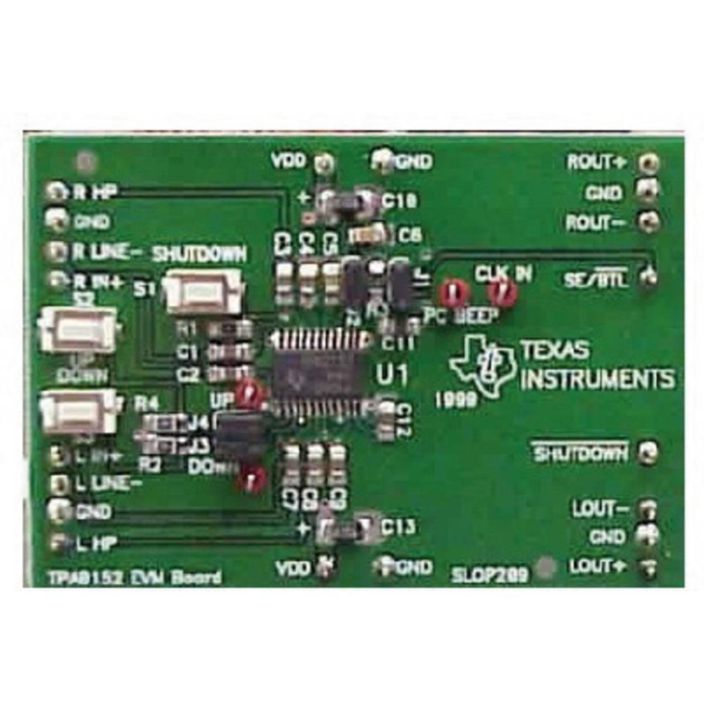 Razvojna plošča Texas Instruments TPA0252EVM