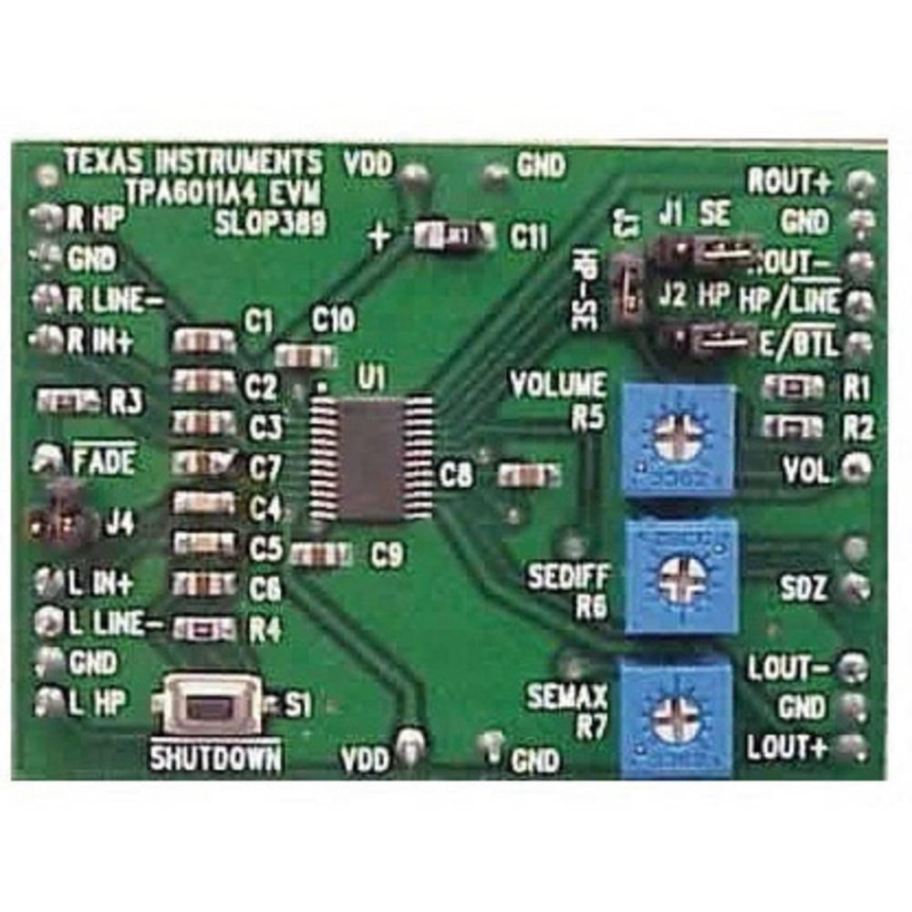 Razvojna plošča Texas Instruments TPA6011A4EVM