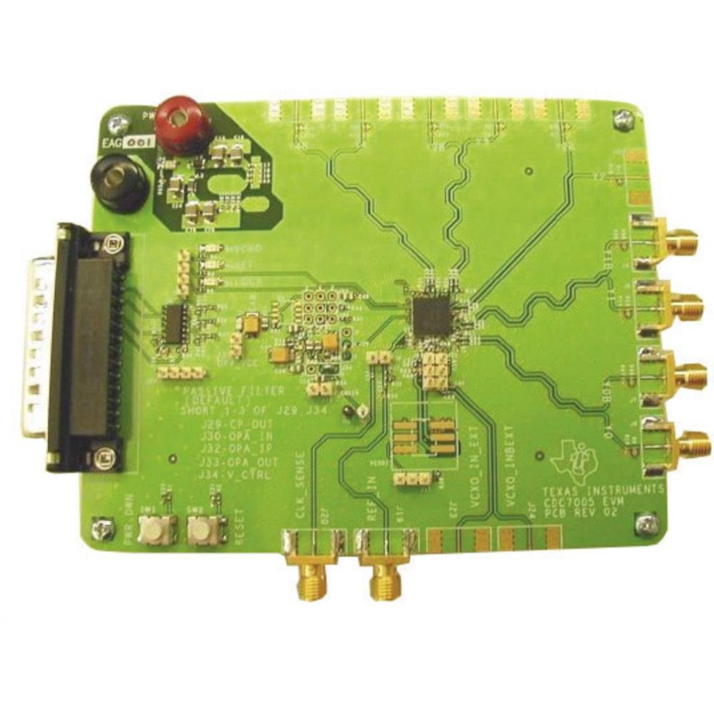 Razvojna plošča Texas Instruments CDC7005-EVM