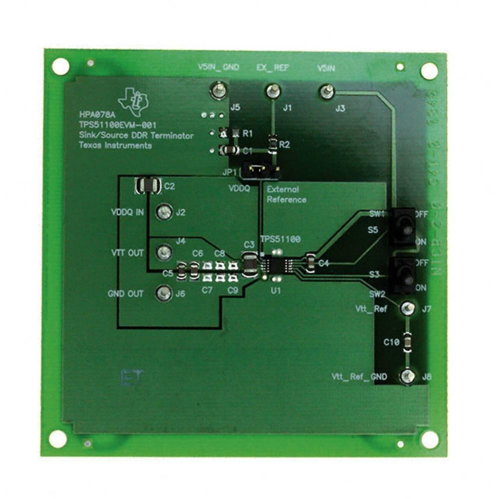 Razvojna plošča Texas Instruments TPS51100EVM-001
