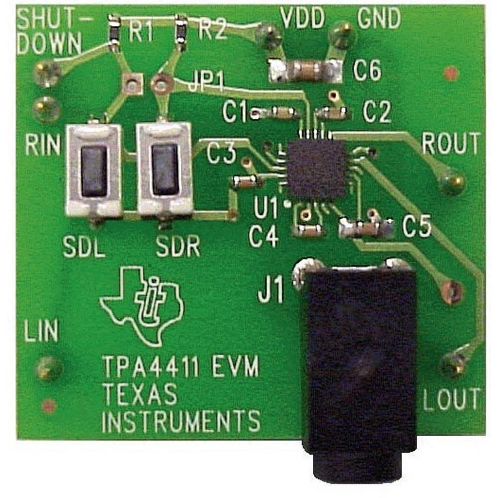 Razvojna plošča Texas Instruments TPA4411EVM