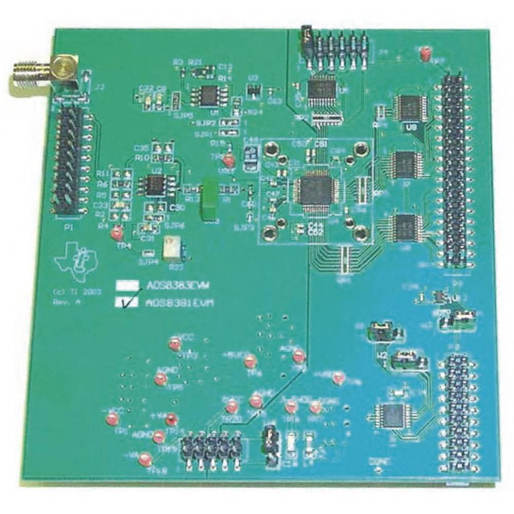 Prototipska plošča Texas Instruments ADS8381EVM