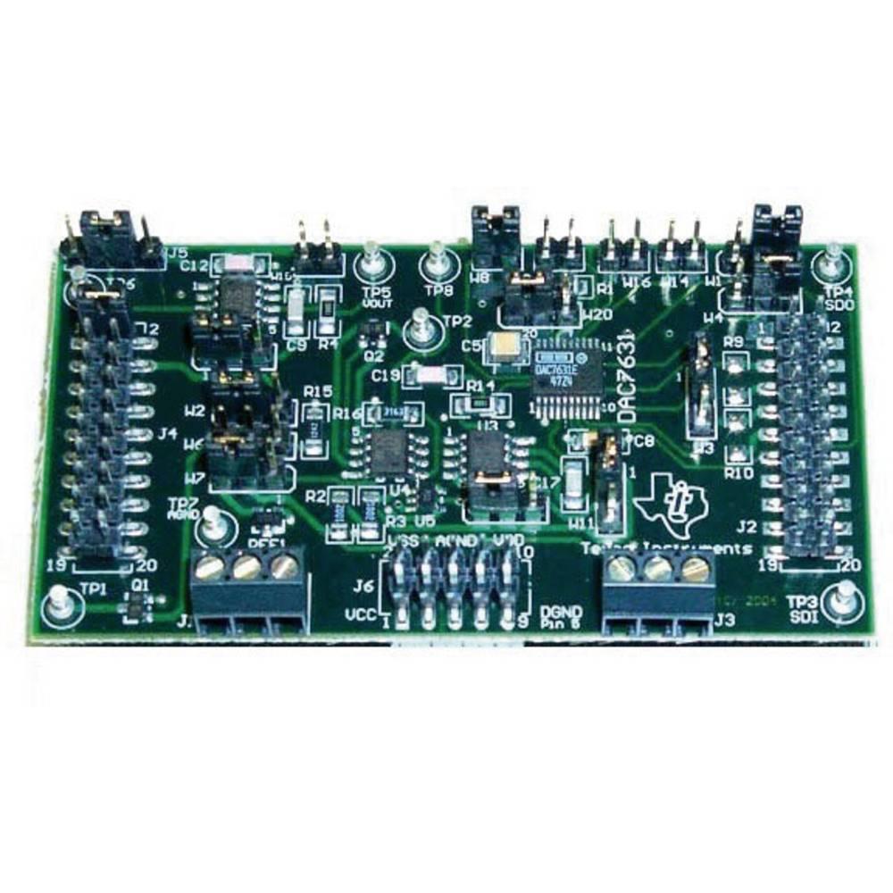 Razvojna plošča Texas Instruments DAC7631EVM