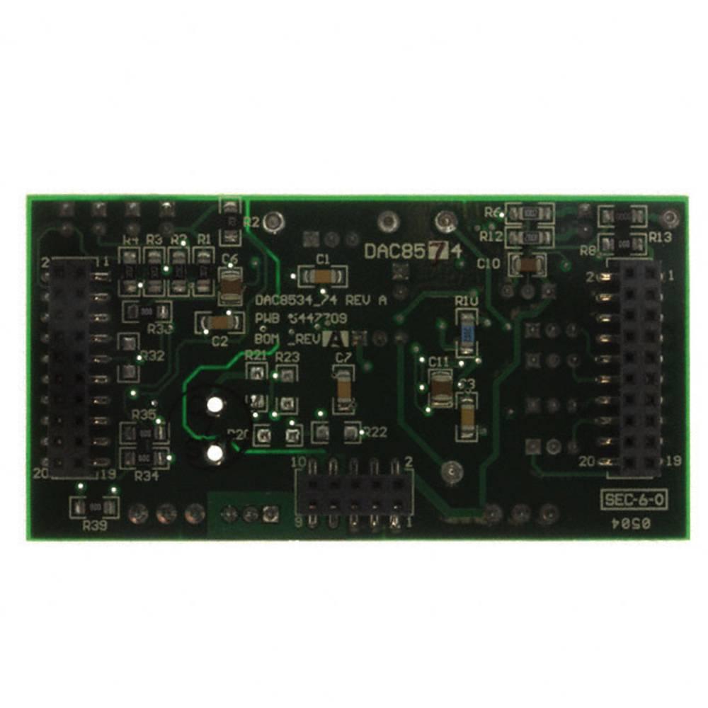 Razvojna plošča Texas Instruments DAC8574EVM