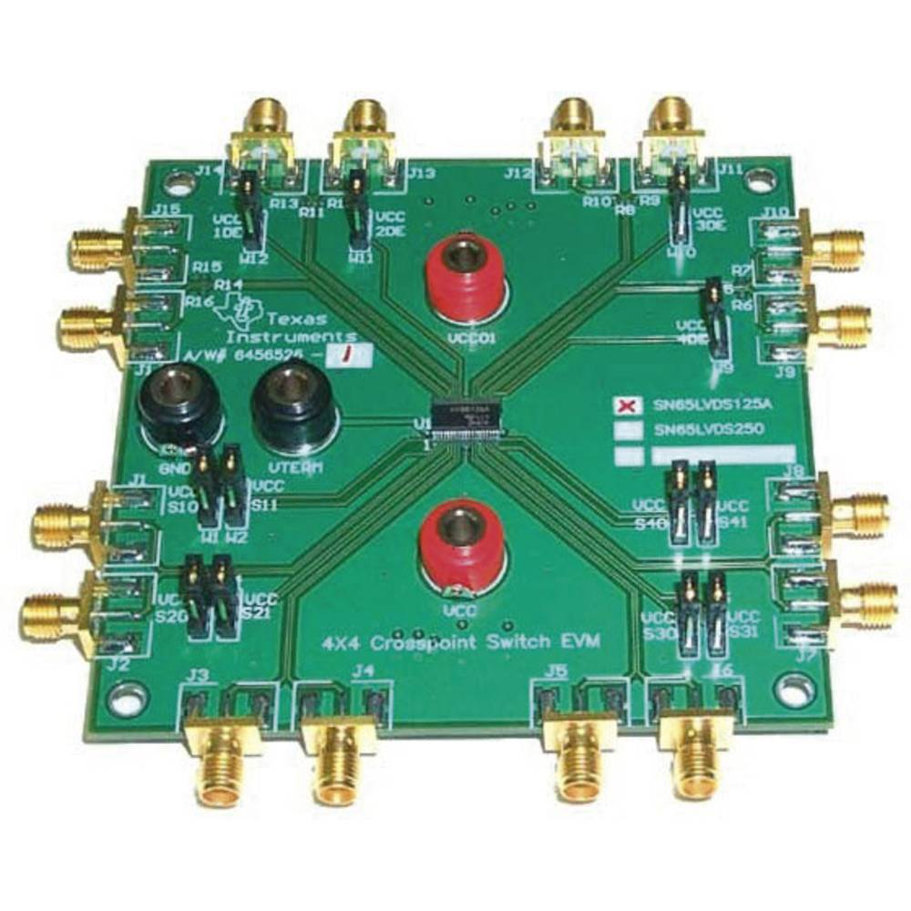 Razvojna plošča Texas Instruments SN65LVDS125AEVM