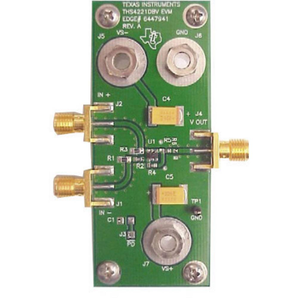 Razvojna plošča Texas Instruments THS4221EVM