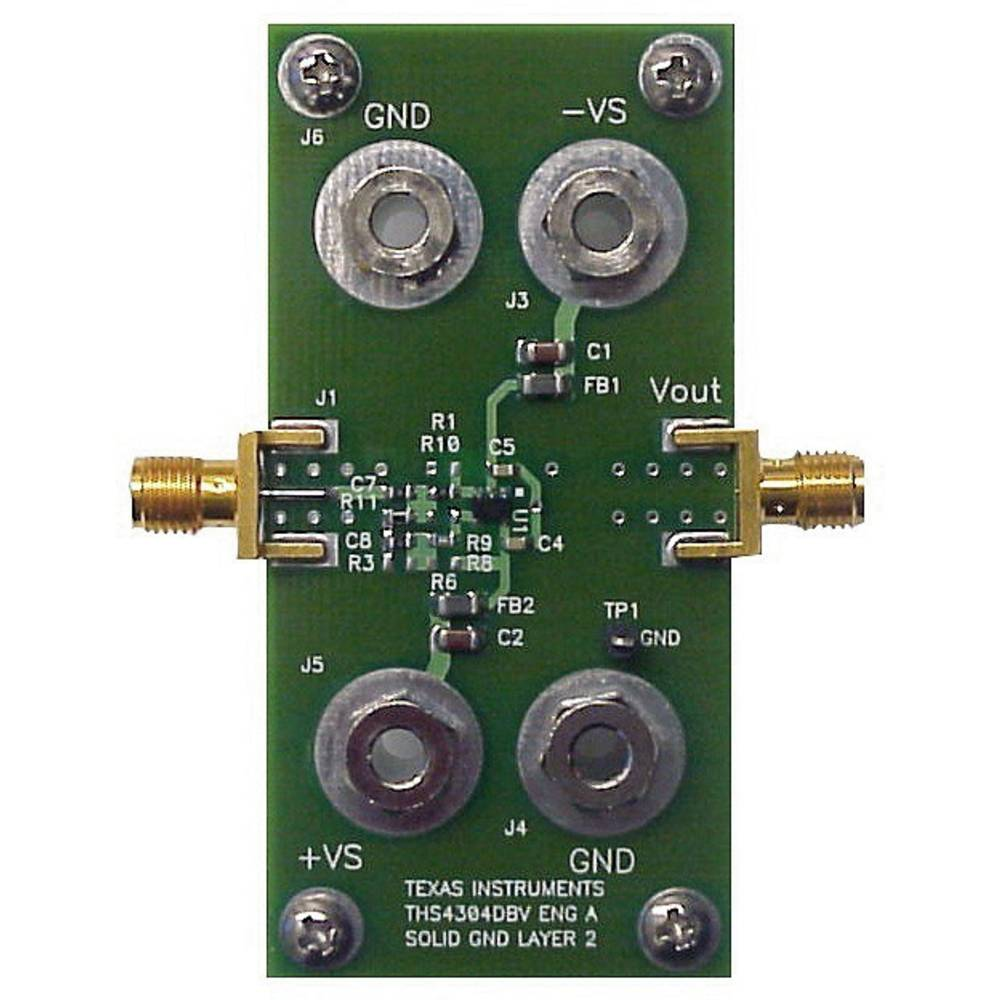 Razvojna plošča Texas Instruments THS4304DBVEVM