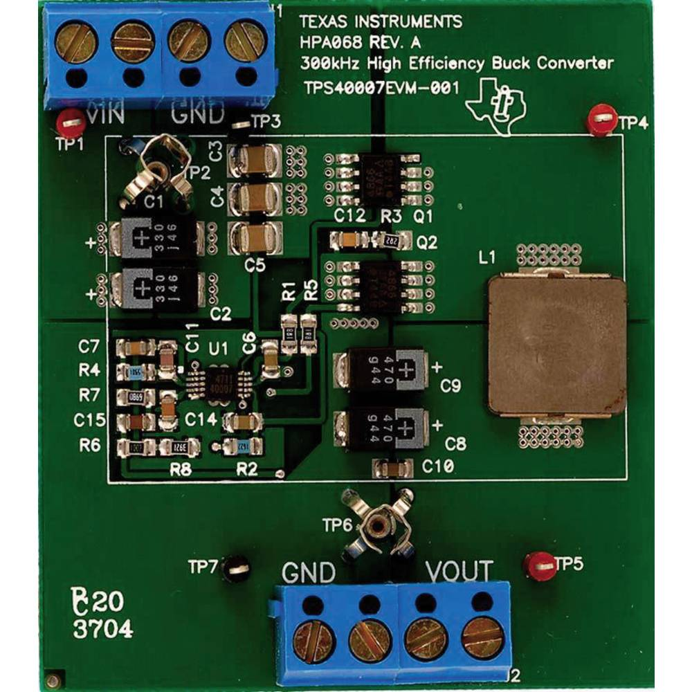 Razvojna plošča Texas Instruments TPS40007EVM-001