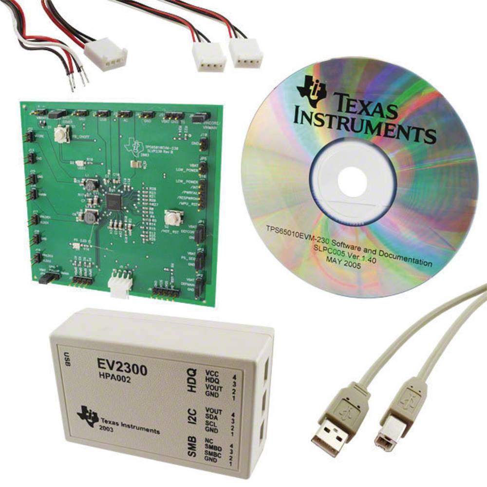 Razvojna plošča Texas Instruments TPS65010EVM-230