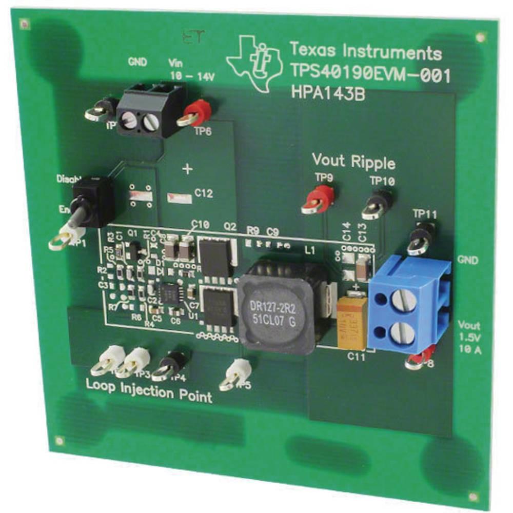Razvojna plošča Texas Instruments TPS40190EVM-001