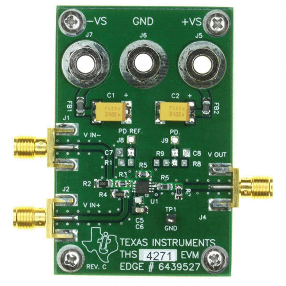 Razvojna plošča Texas Instruments THS4271EVM