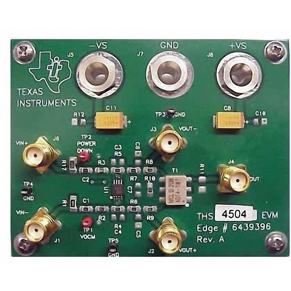 Razvojna plošča Texas Instruments THS4504EVM