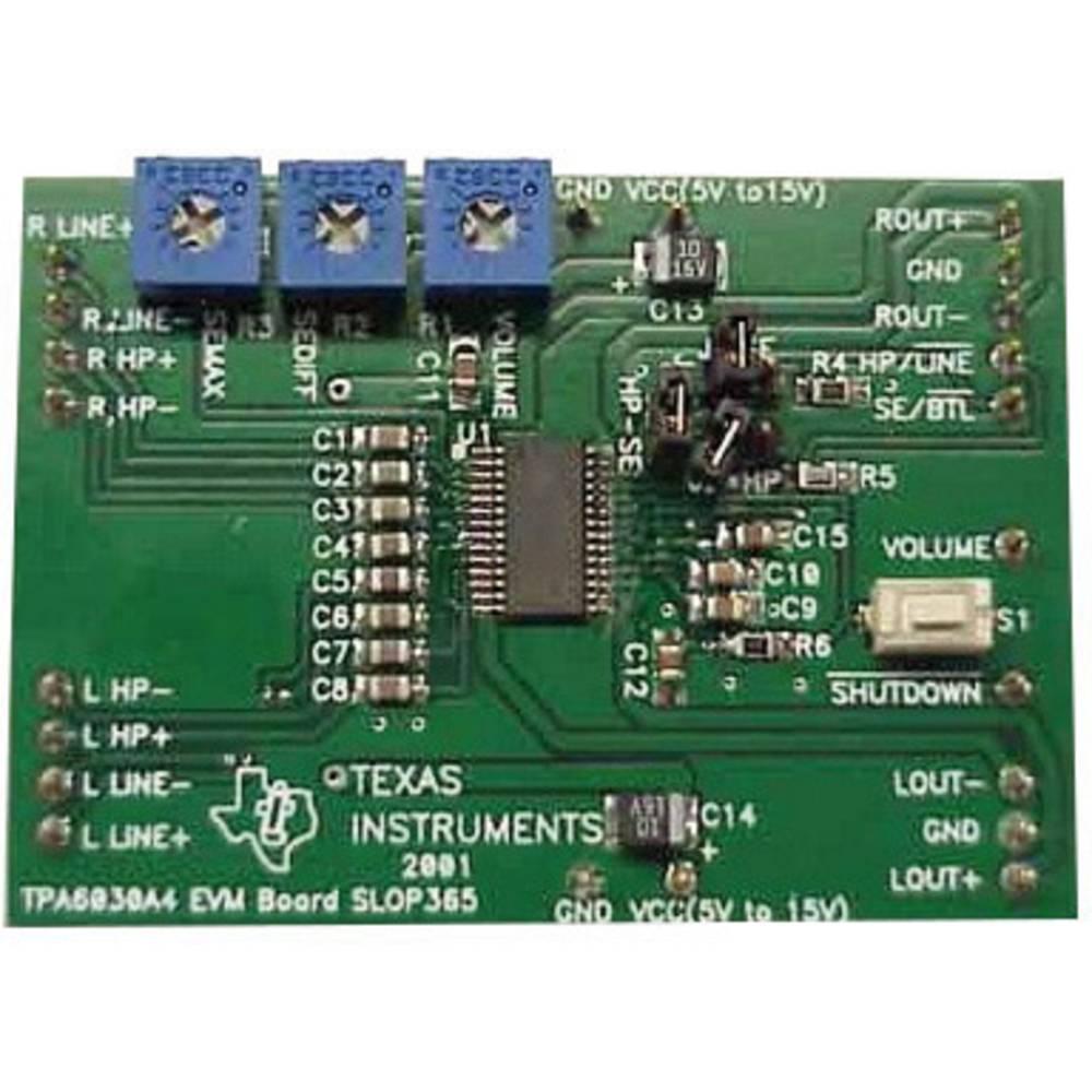 Razvojna plošča Texas Instruments TPA6030A4EVM