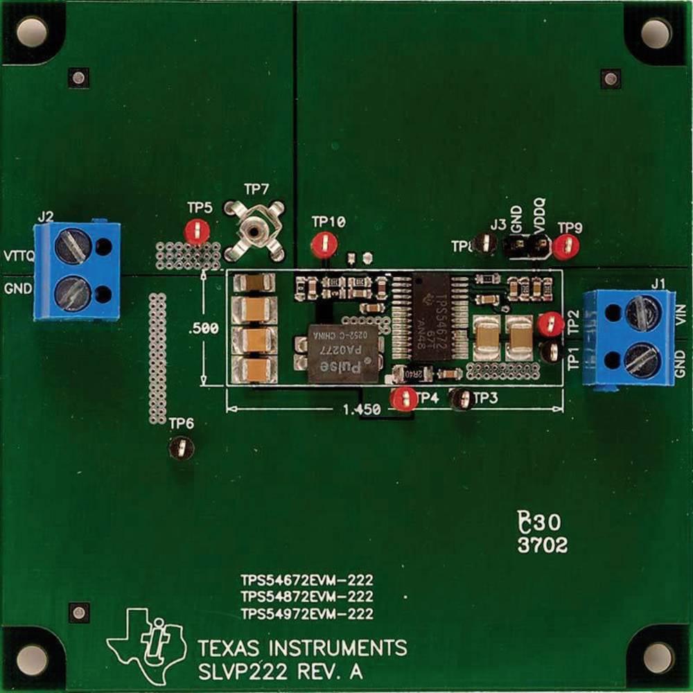Razvojna plošča Texas Instruments TPS54872EVM-222