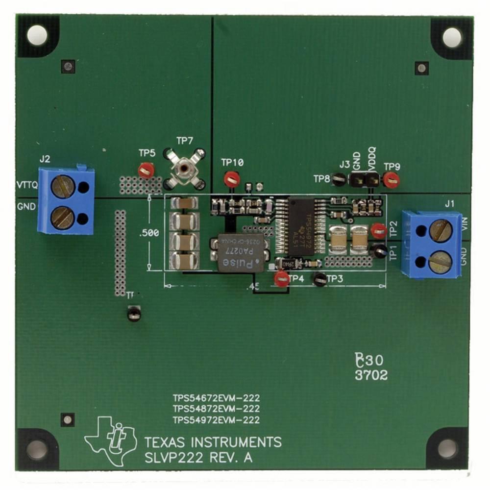 Razvojna plošča Texas Instruments TPS54972EVM-222