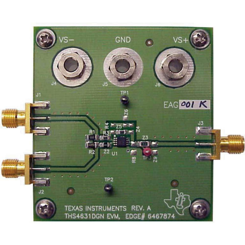 Razvojna plošča Texas Instruments THS4631DGNEVM