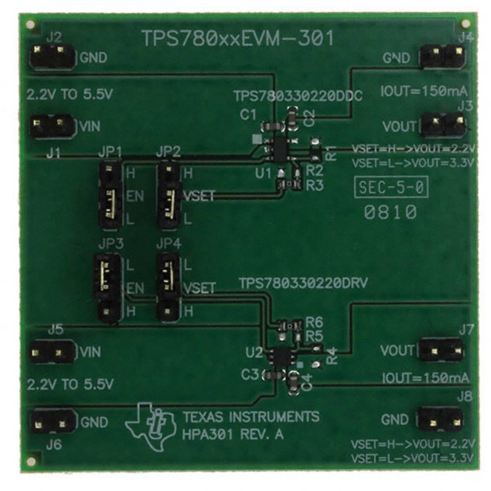 Razvojna plošča Texas Instruments TPS780XXEVM-301