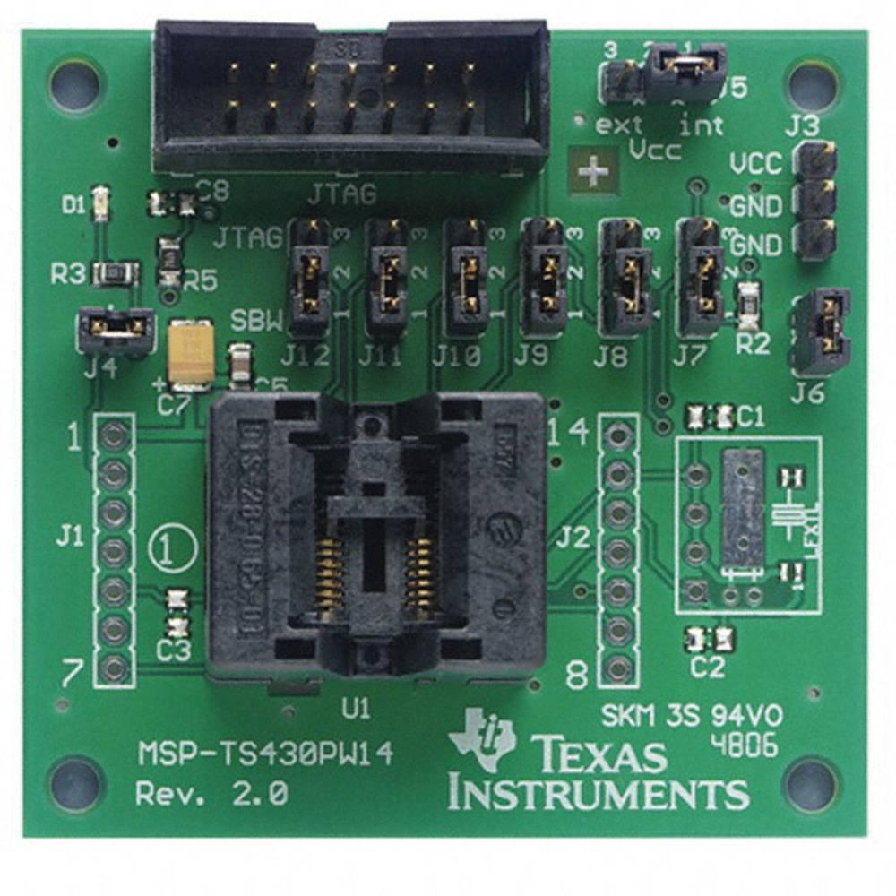 Razvojna plošča Texas Instruments MSP-TS430PW14
