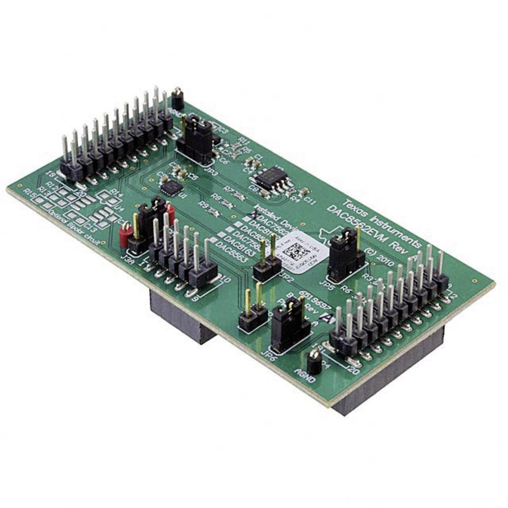 Razvojna plošča Texas Instruments DAC7562EVM