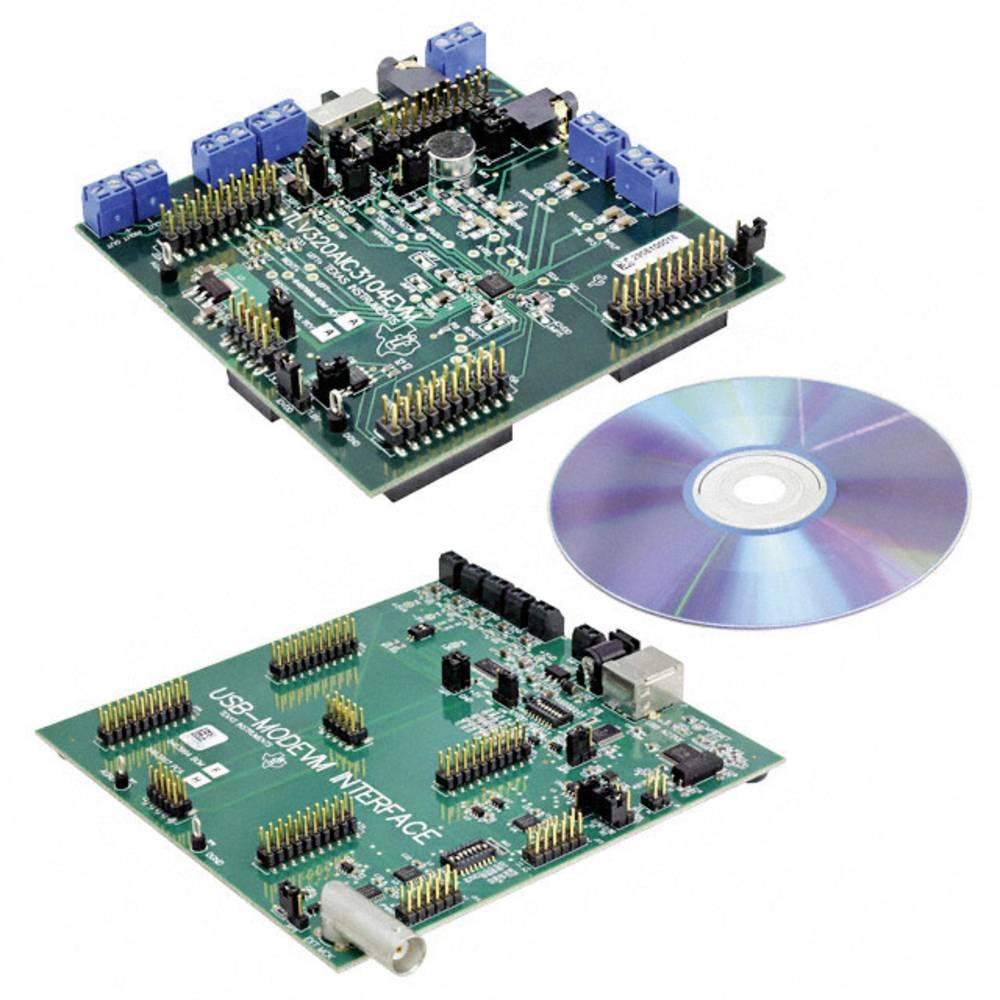 Razvojna plošča Texas Instruments TLV320AIC3104EVM-K