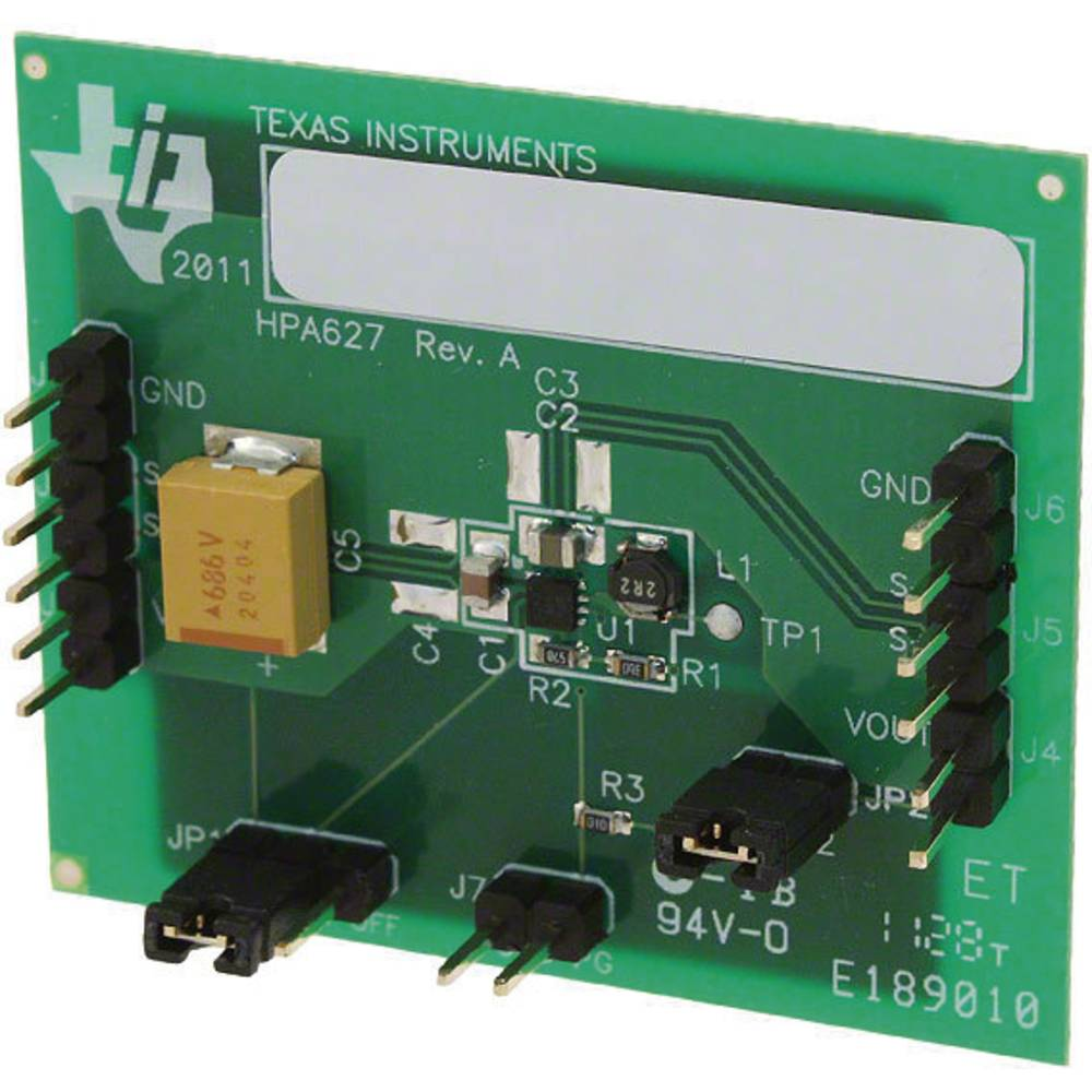 Razvojna plošča Texas Instruments TPS62160EVM-627