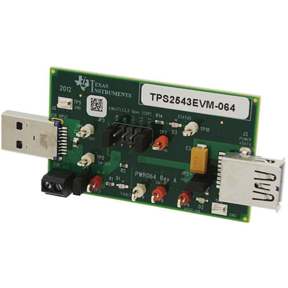Razvojna plošča Texas Instruments TPS2543EVM-064