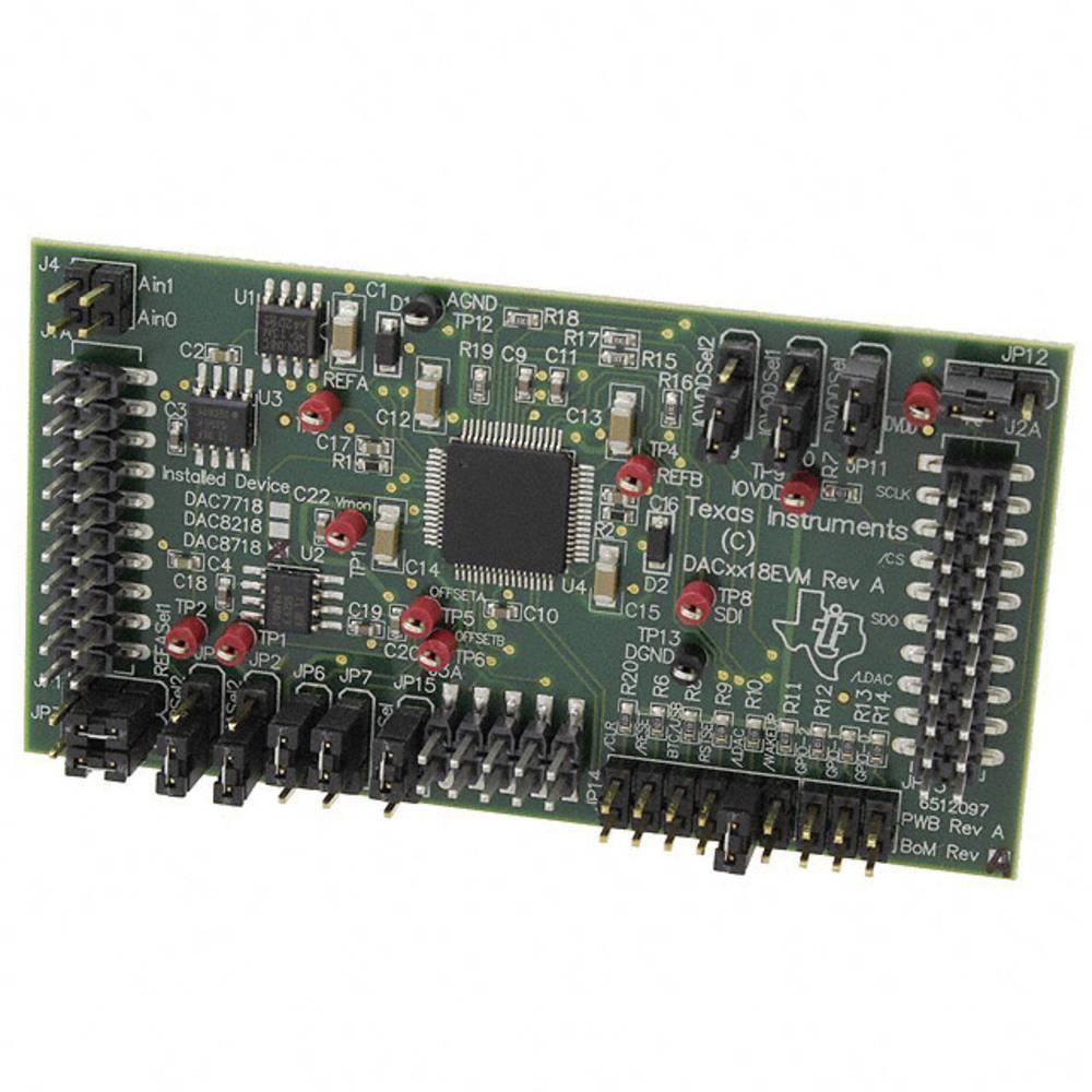 Razvojna plošča Texas Instruments DAC8718EVM