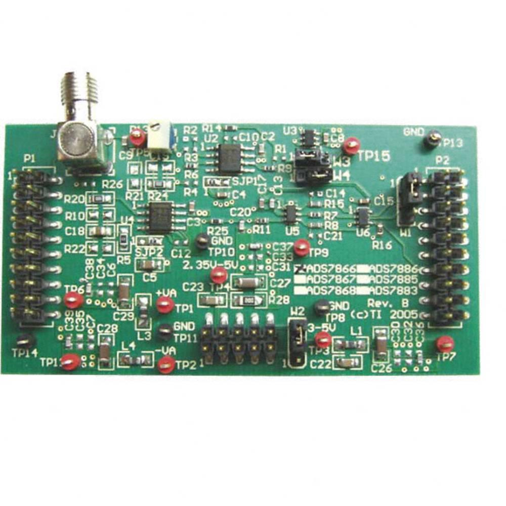 Razvojna plošča Texas Instruments ADS7866EVM