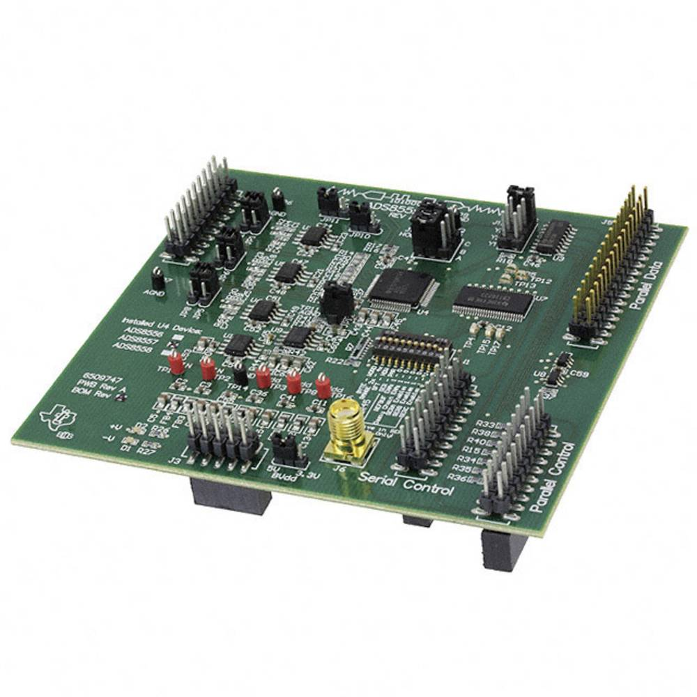 Prototipska plošča Texas Instruments ADS8557EVM