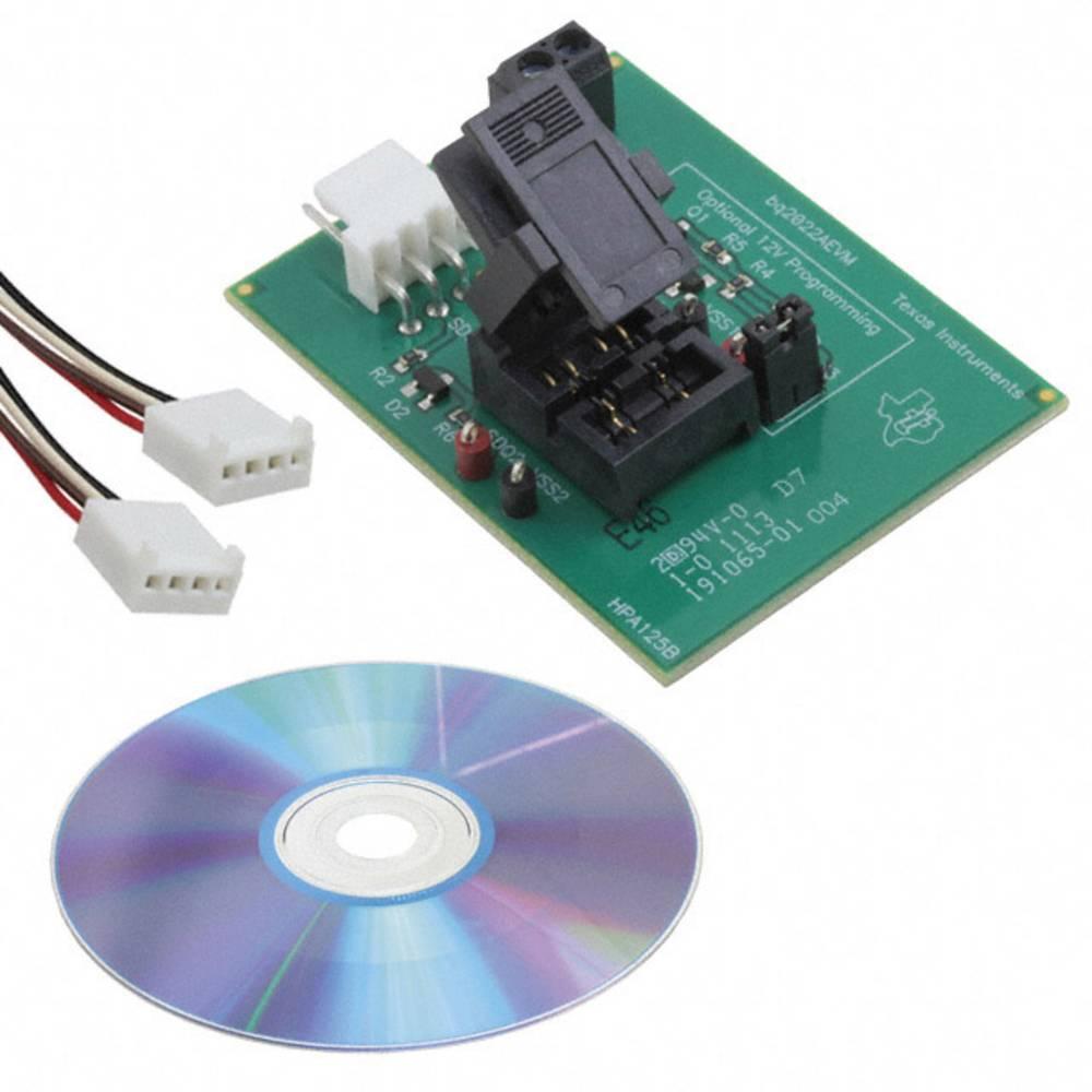 Razvojna plošča Texas Instruments BQ2022AEVM-001