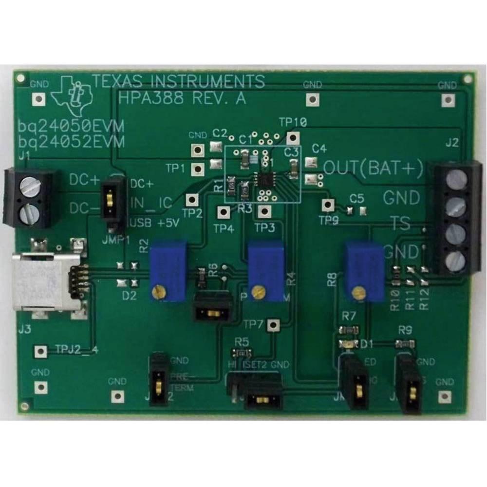 Razvojna plošča Texas Instruments BQ24050EVM